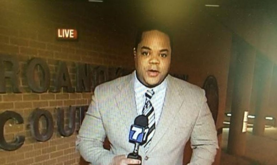 Vester Lee Flanagan, conocido como Bryce Williams, exreportero de la cadena WDBJ7. INTERNET / END
