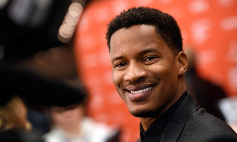 El actor Nate Parker.