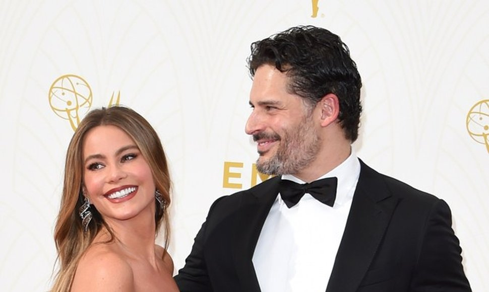 Sofia Vergara y Joe Manganiello.