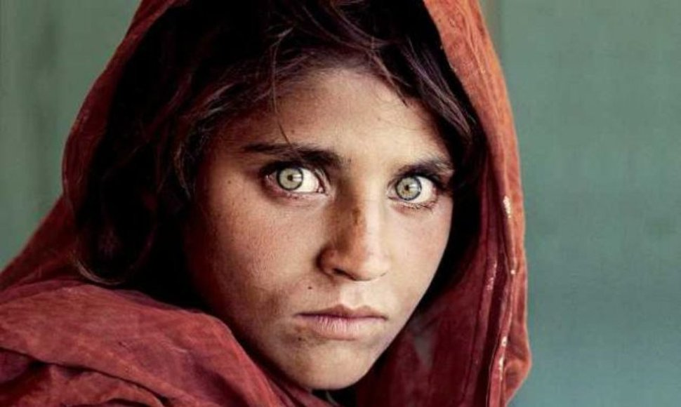 Sharbat Gula.