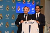 "Movistar ""Connecting partner"" del Real Madrid"