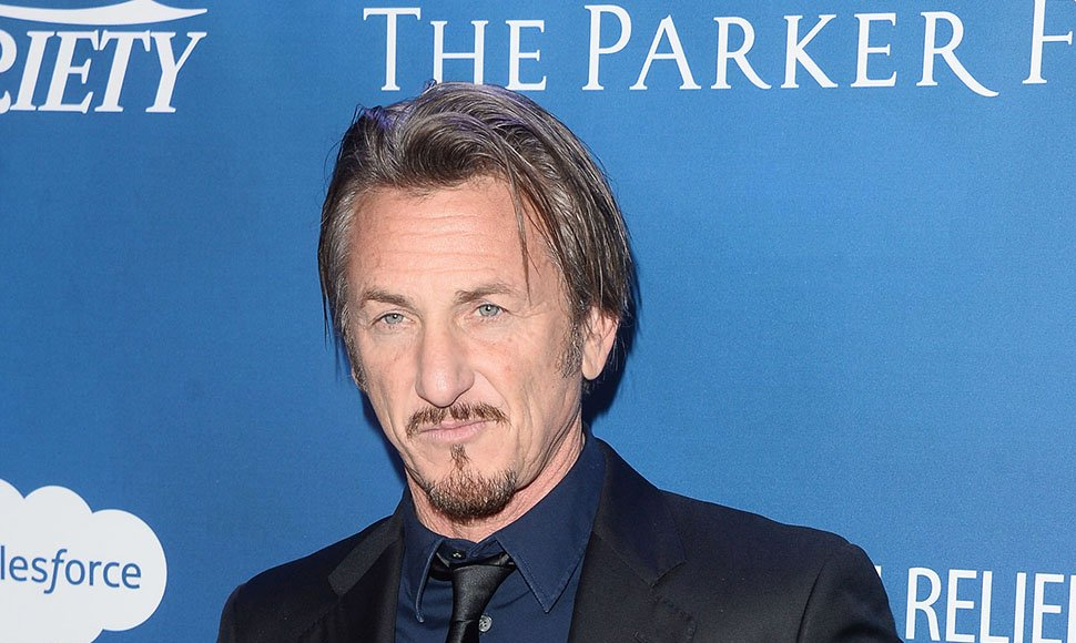 Sean Penn. Internet / END