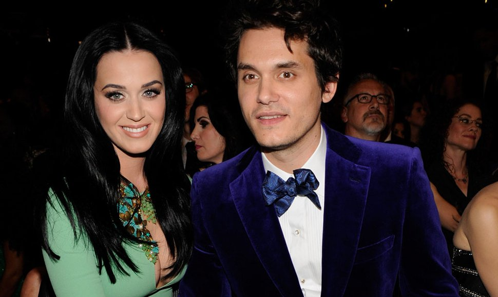 Katy Perry y John Mayer. INTERNET / END