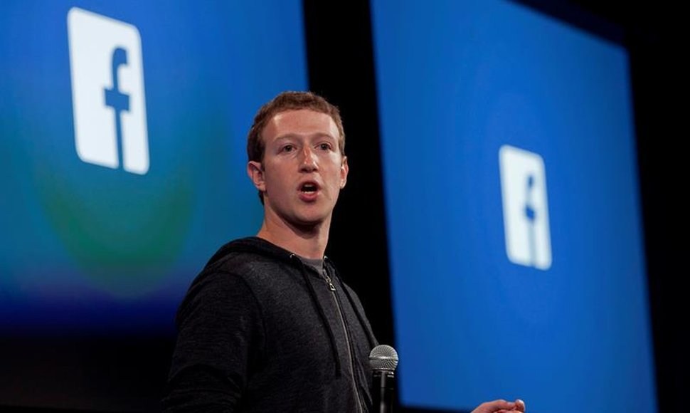 El cofundador y CEO de Facebook, Mark Zuckerberg.