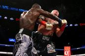 Deontay Wilder destructor