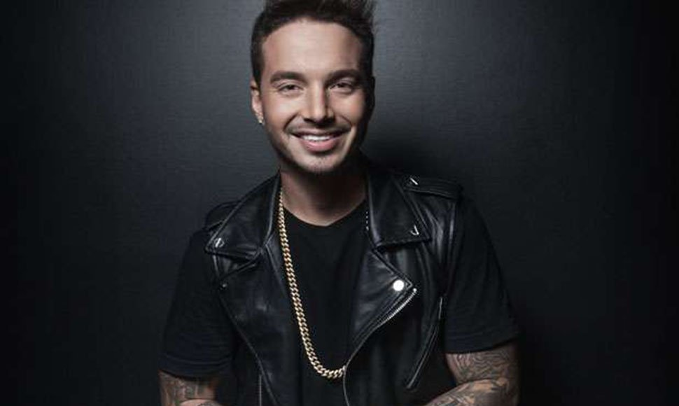 El cantante colombiano J. Balvin. Internet / END