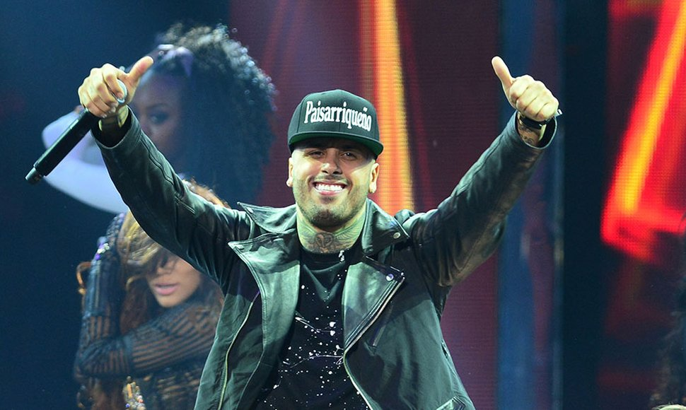 Nicky Jam, cantante urbano. Internet / END