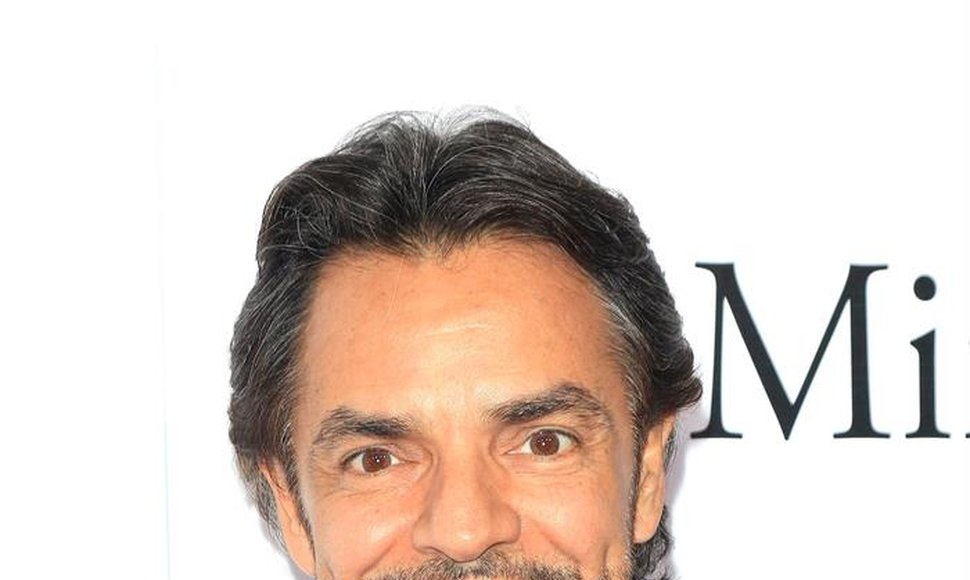 El actor mexicano Eugenio Derbez.