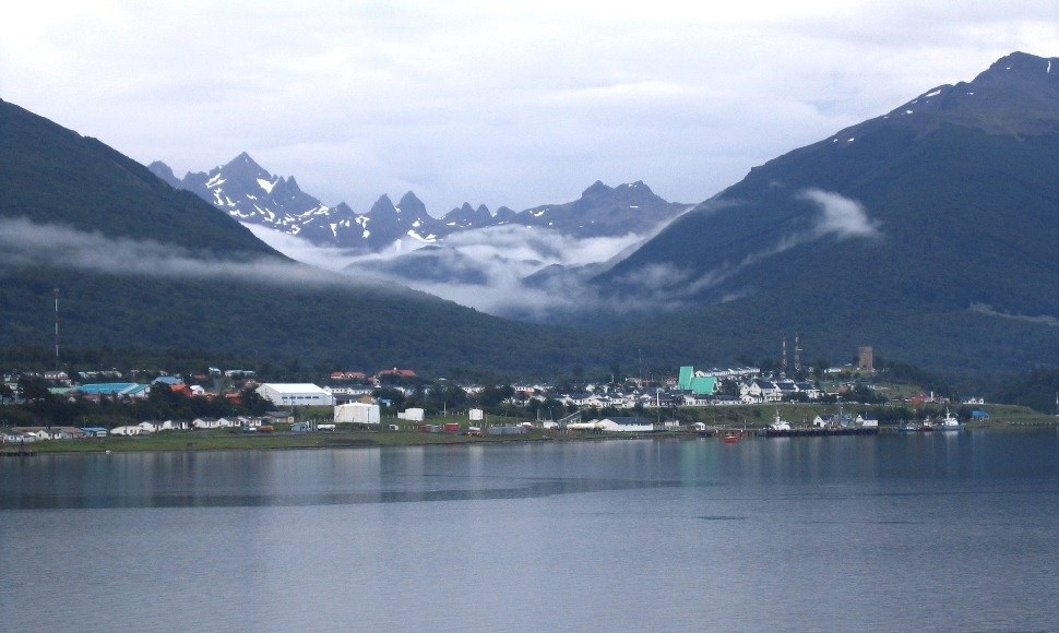 Puerto Williams.