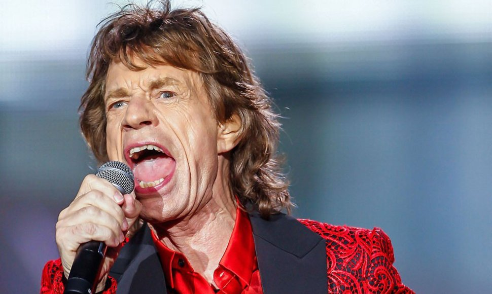 Mick Jagger. INTERNET/ END
