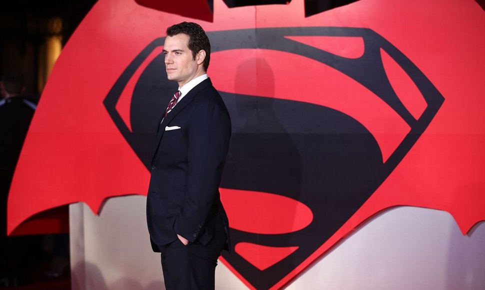 Henry Cavill, Superman.