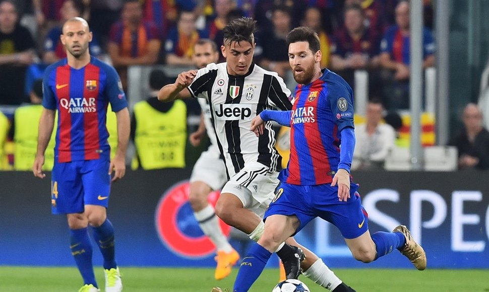Cuartos de Final: Barcelona vs Juventus Champions League 2017
