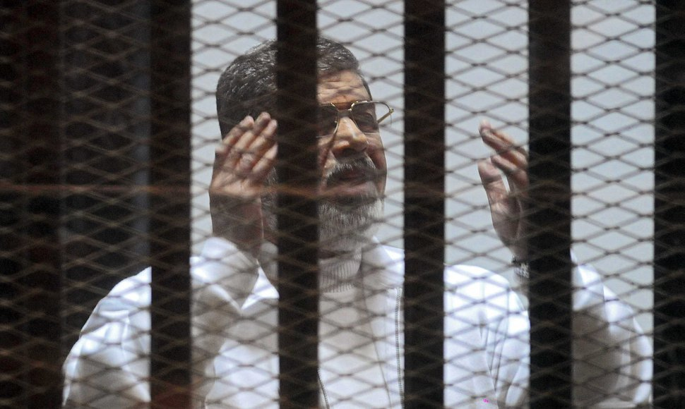 Mohamed Mursi.