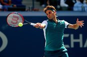 Federer marcha imparable