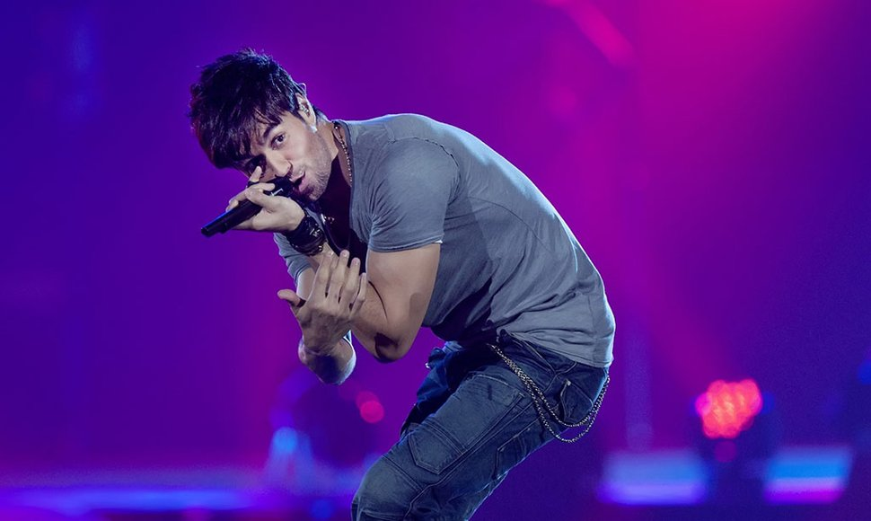 Enrique Iglesias. INTERNET / END
