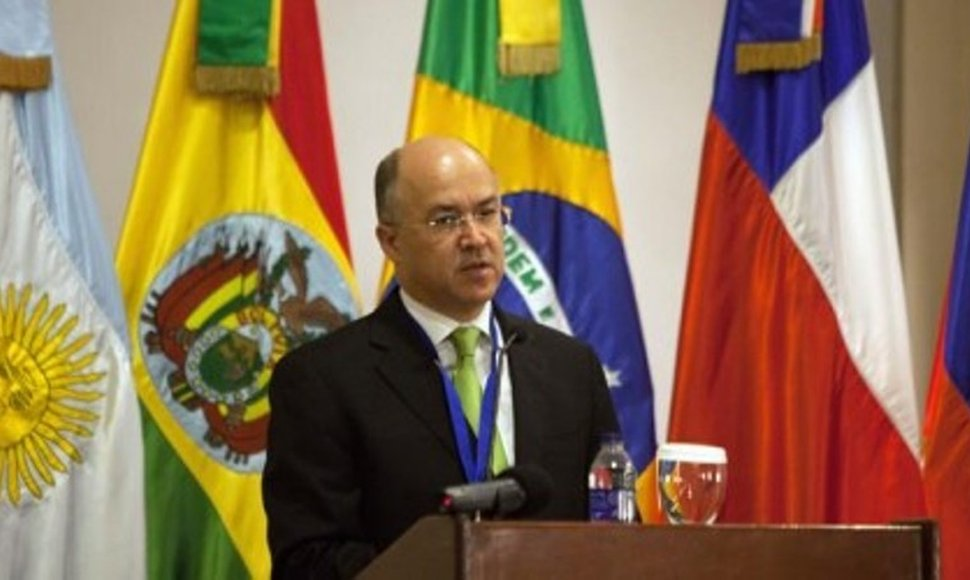 Procurador General, Francisco Dominguez.