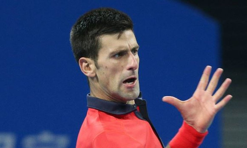 DJOKOVIC SIGUE IMPARABLE ESTA TEMPORADA.