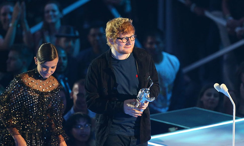 ¡Ed Sheeran en la cima de Spotify con 'Shape of you'!