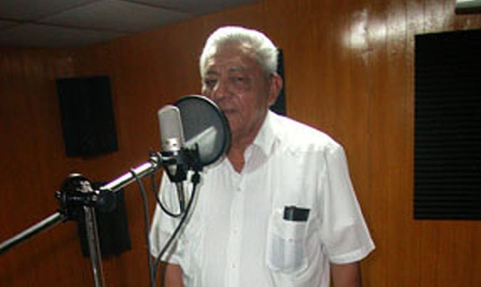 Evelio Areas fue un gran narrador.