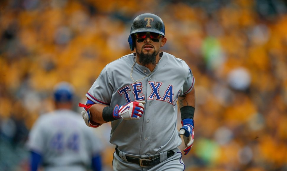 Rougned Odor.