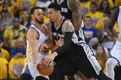 Curry guía a Warriors en triunfo sobre Spurs en final de Conferencia Oeste