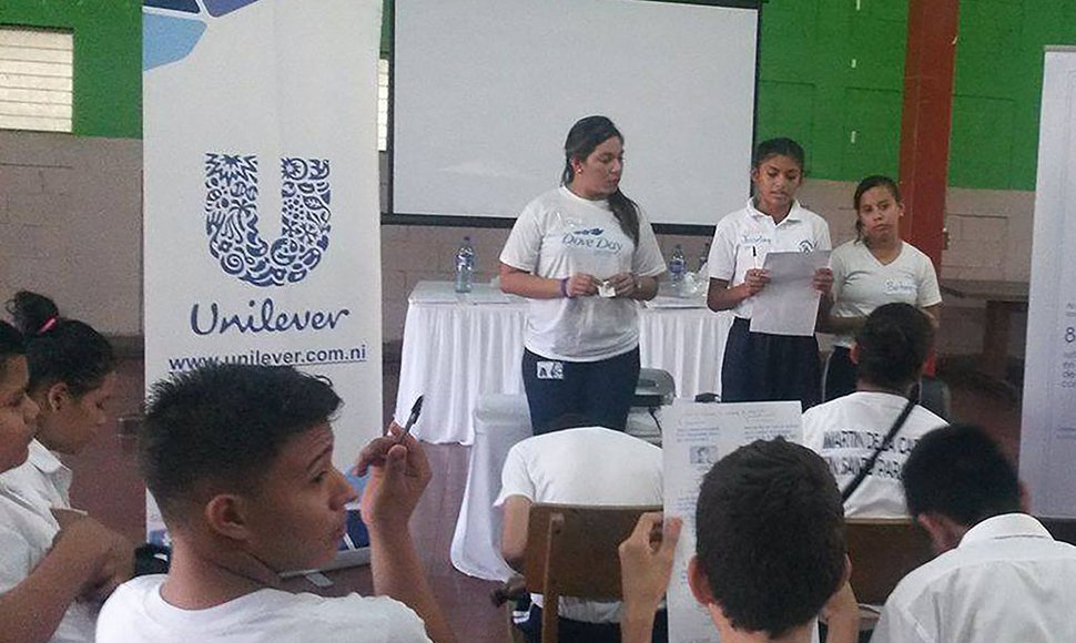 Dove day impulsa talleres a nivel global.