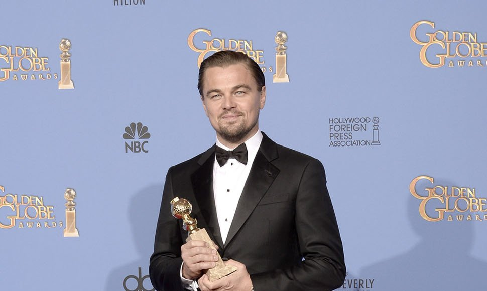 Leonardo DiCaprio. Internet / END