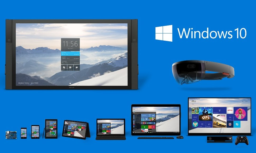 La última versión del sistema operativo de Windows estará disponible a partir del 29 de julio