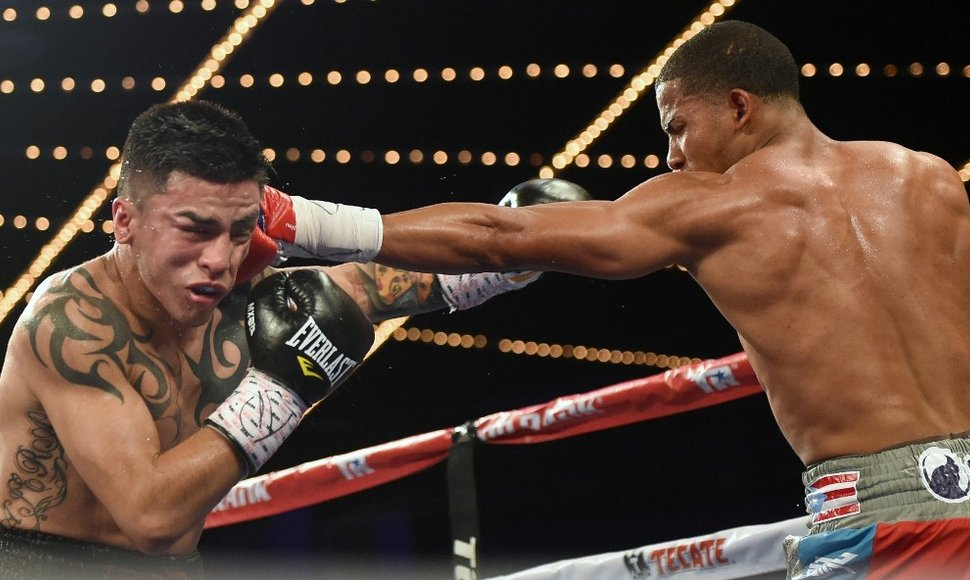 "Félix ""El Diamante"" Verdejo sigue invicto."