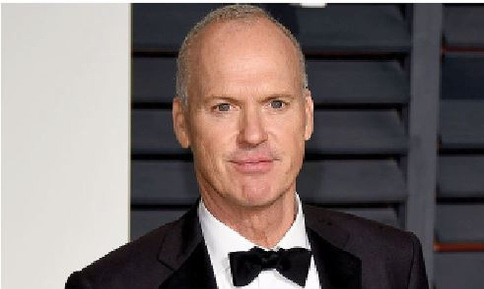 Michael Keaton, actor.