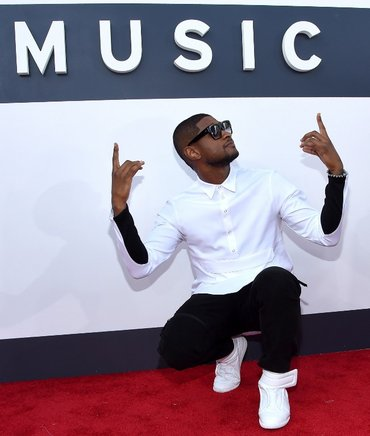 Usher. AFP / END
