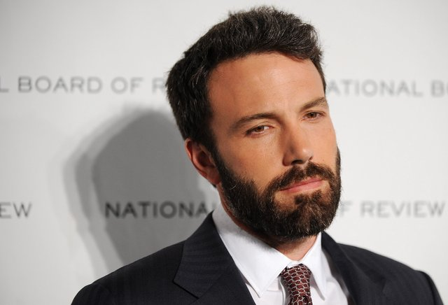 El actor estadounidense Ben Affleck en la entrega de los premios National Board of Review en Nueva York (NY, EU).END / EFE