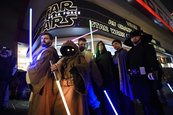 "La fuerza de ""Star Wars"" sigue intensa"