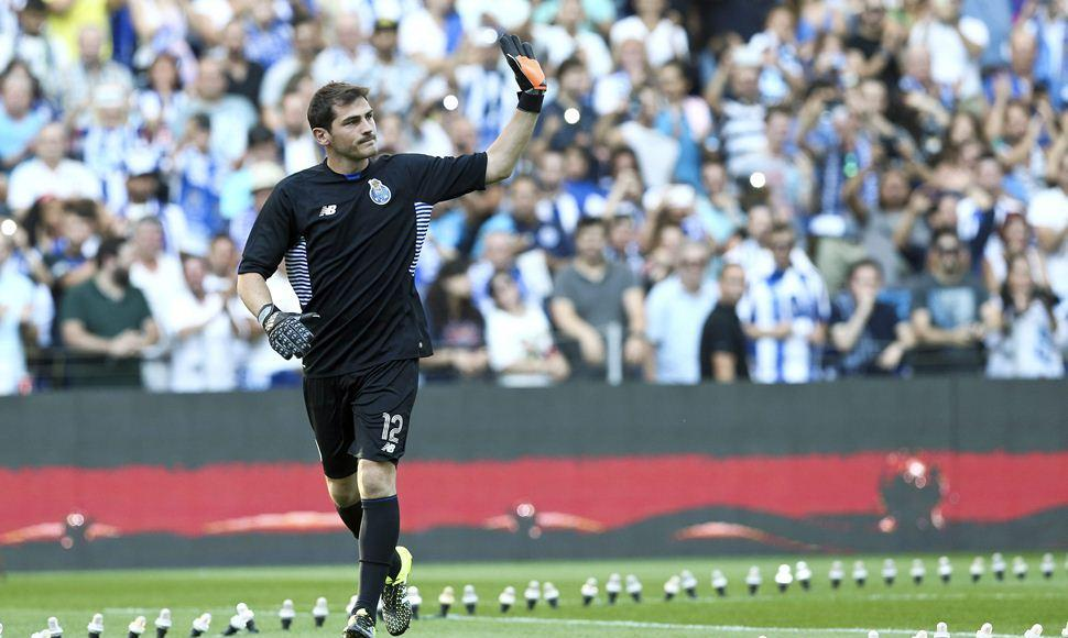 Íker Casillas.