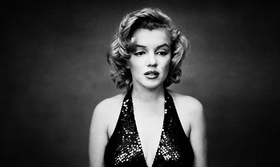 Marilyn Monroe. INTERNET/ END