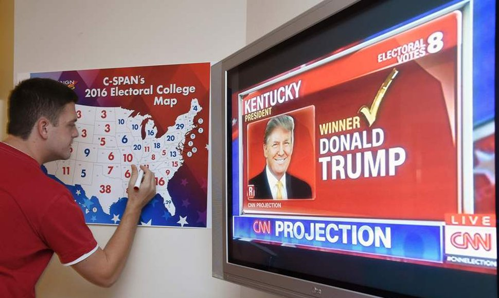 Trump ganó en Kentucky