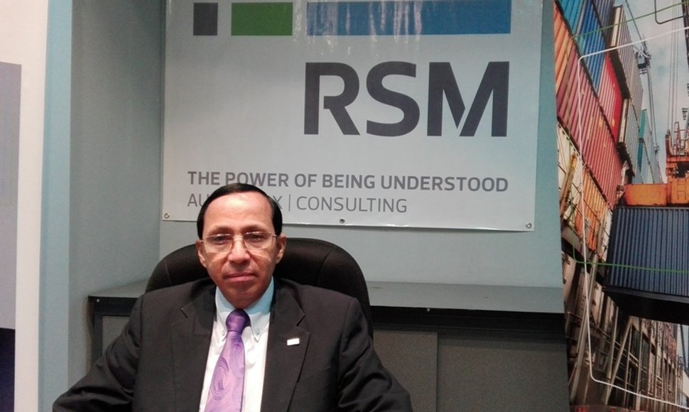 Director de RSM, Freddy Solís.