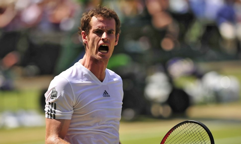 Andy Murray debe vencer a Juan Martín.