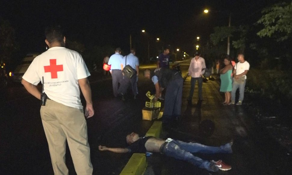 William Martínez es la víctima 62 de los accidentes en Chinandega.