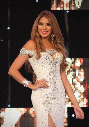 Connie Jiménez, Miss Ecuador