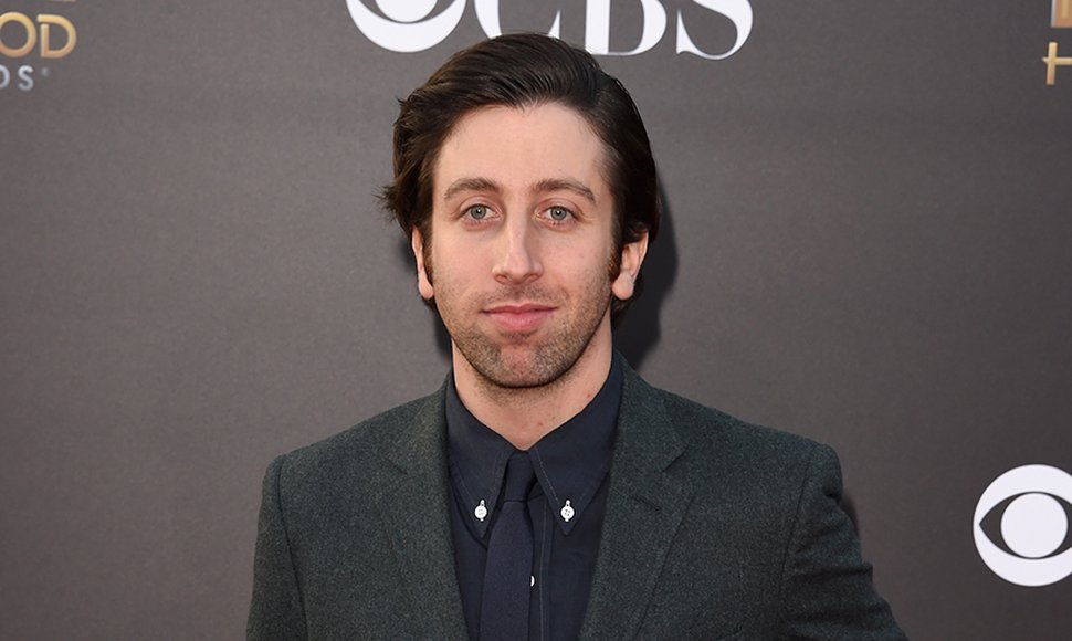 Simon Helberg, actor