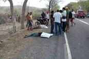 Muertes en accidentes aún sin freno