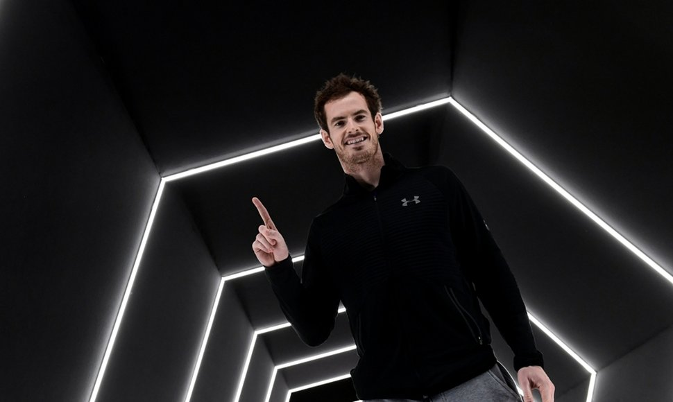 Murray, actual número 1 del ATP