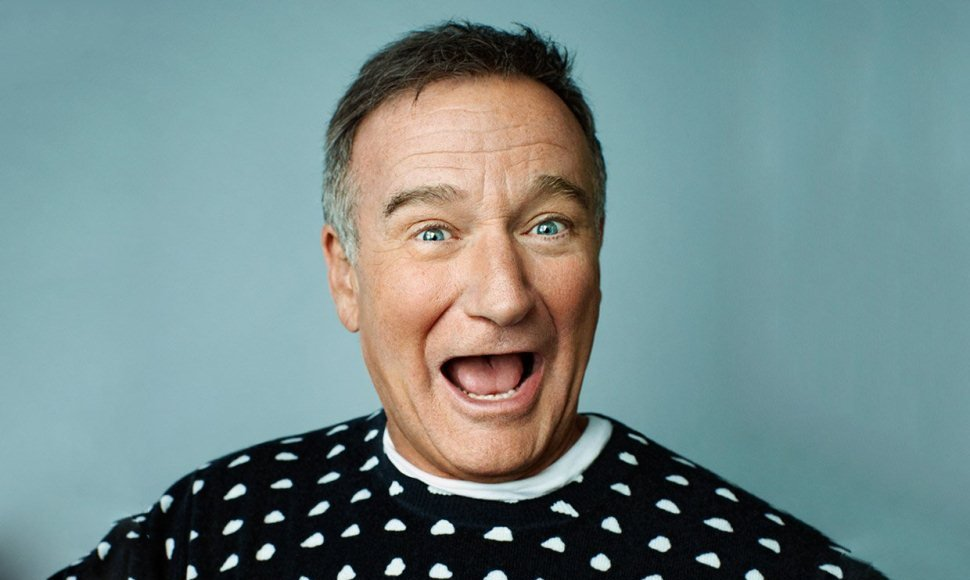 Robin Williams, ganador de un Óscar y cinco Globos de Oro