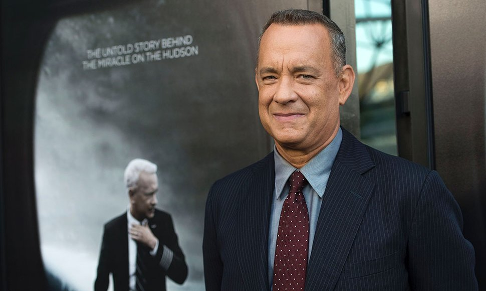 Tom Hanks, actor de