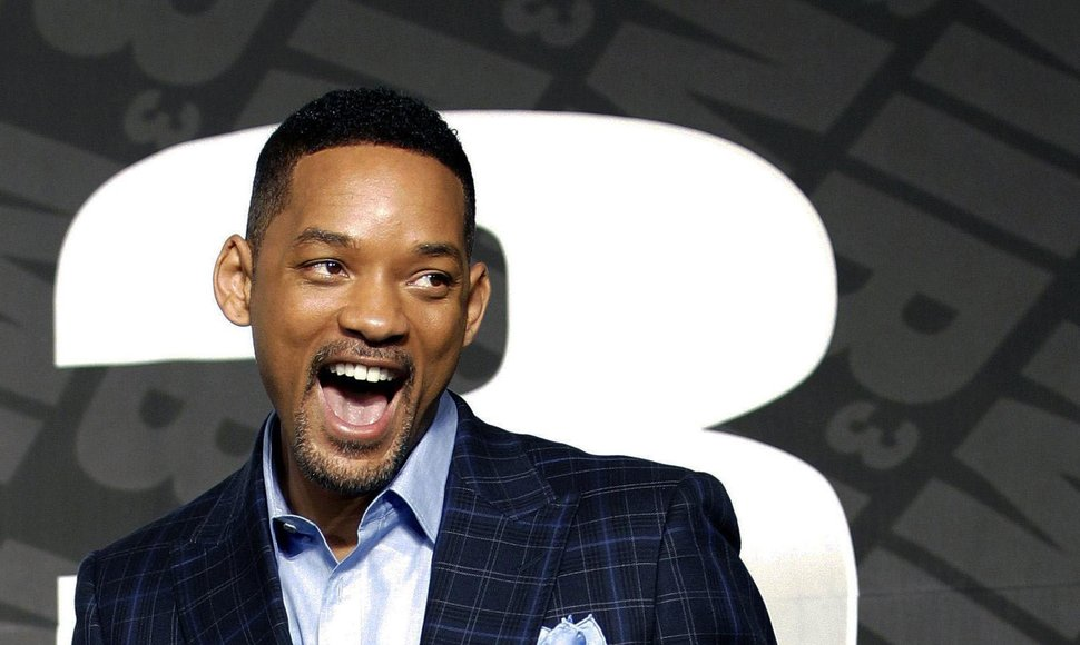 Will Smith. INTERNET / END