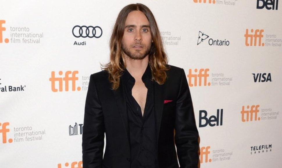 Jared Leto, actor.