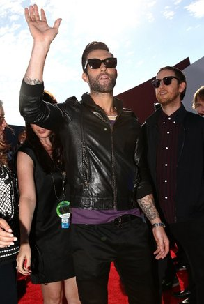 Adam Levine de Maroon 5. AFP / END