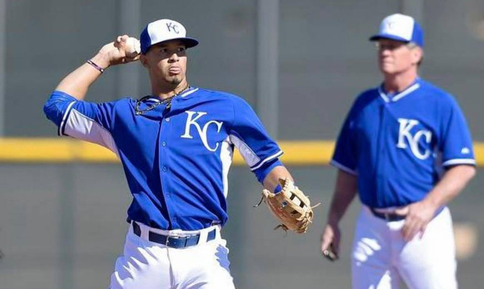 Cheslor Cuthbert, de Kansas City.