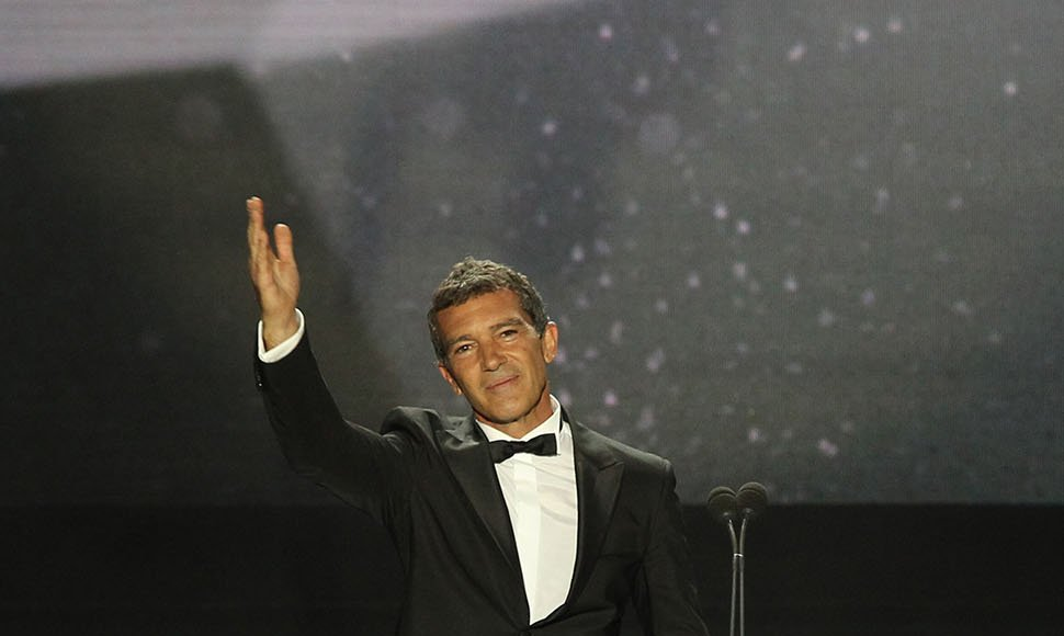 Antonio Banderas, actor, director y productor.